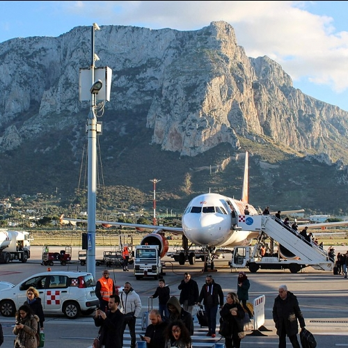 Cefalù - Palermo Aeroporto